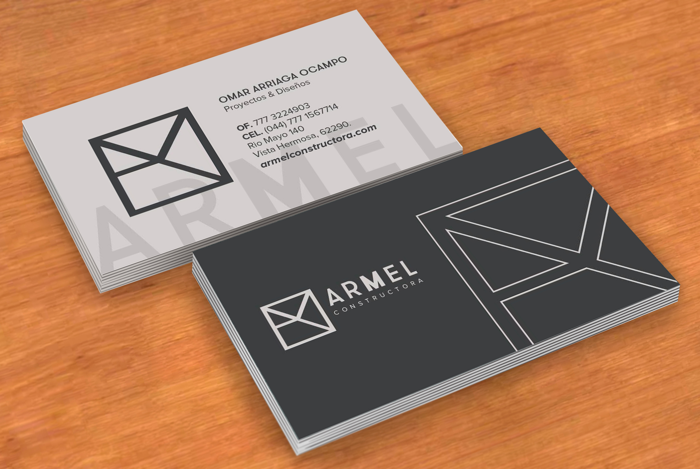 Diseño para ARMEL