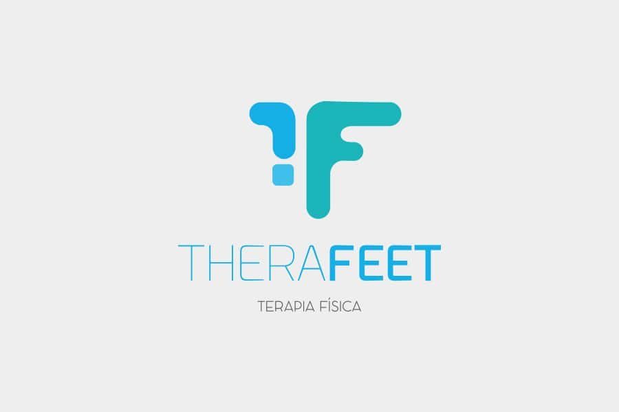 Logotipo TheraFeet